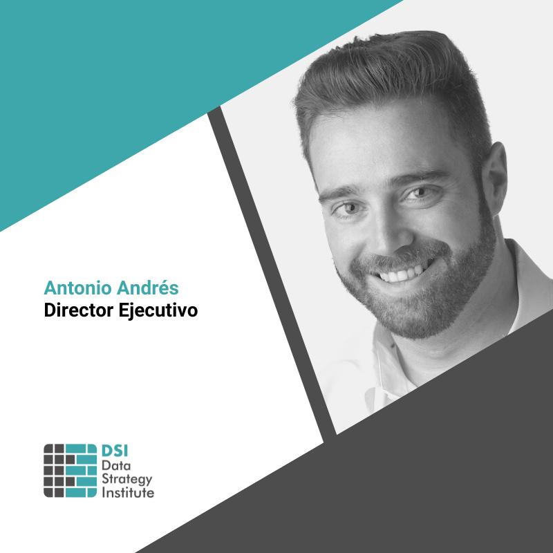 Entrevistamos a Antonio Andrés, Director Ejecutivo del Programa Superior Power Platform para el Data Strategist