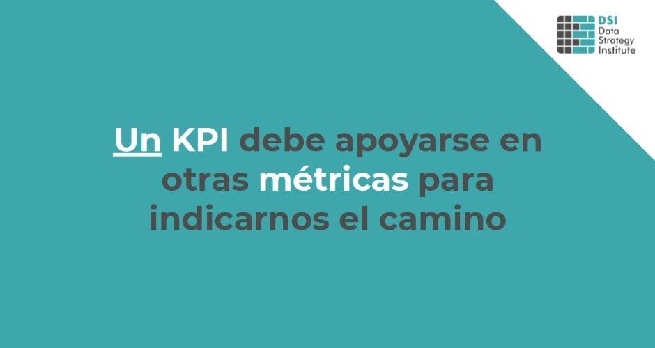 Un KPI debe apoyarse en otras métricas para indicarnos el camino   Cristina Sánchez   Glovo   Data Strategy Talks